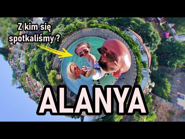 Alanya z przewodnikiem ?! Odkrywamy miasto z Agatą czyli TUR-TUR: Polka w Turcji  (vlog 103)