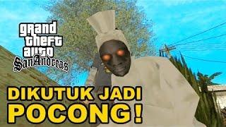 Dikutuk Jadi Pocong - Misteri GTA Lucu Indonesia!