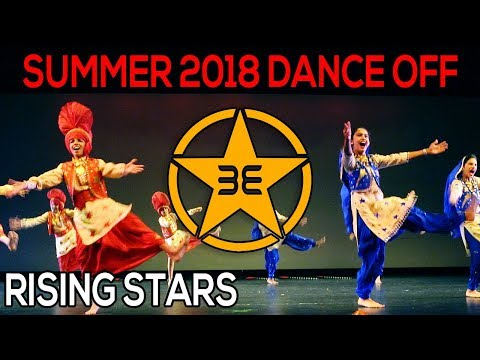 Bhangra Empire Rising Stars - Summer 2018 Dance Off