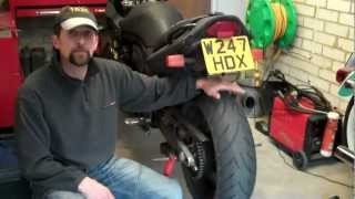 Delboy's Garage, How-To, Tyre pressures and 'why'.
