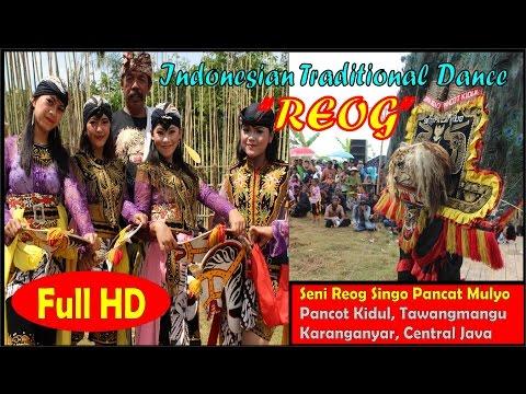 Reog Indonesian Traditional Dance, Full Perform (Tawangmangu Karanganyar Central Java)