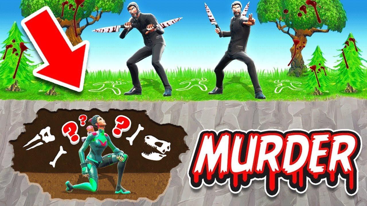 ESCAPE Der MUSEUM * MURDER MYSTERY * -Spielmodus in Fortnite + video