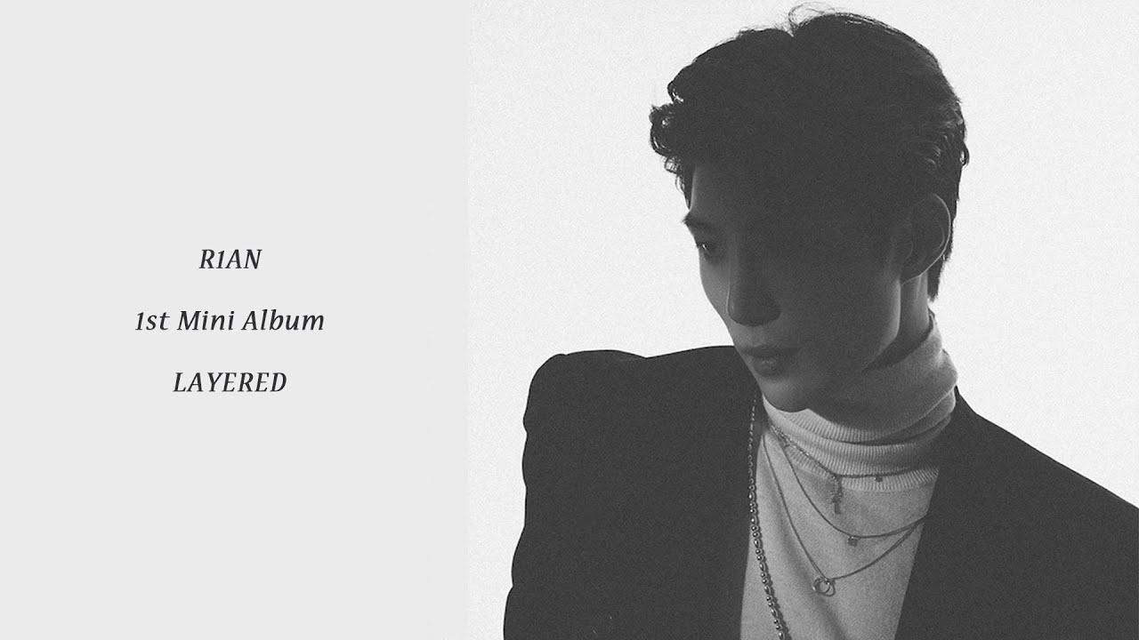 "R1AN(리안) Album ""LAYERED"""