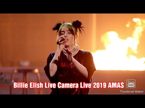 Billie Eilish Live At The 2019 American Music Awards #billieeilish #ama