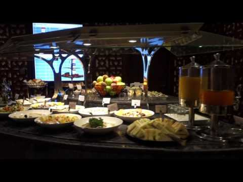 Al Dhabi Business Class Lounge - Abu Dhabi Airport Terminal 1 Review