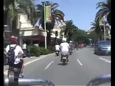 Honda Z50 monkey and DAX ride - Gold Coast Australia