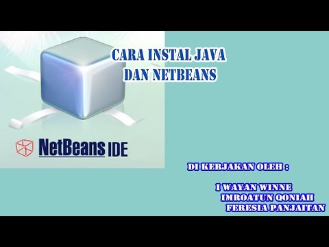 Cara Menginstal Program Java