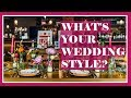 How To Define Your Wedding Style | Styling Secrets