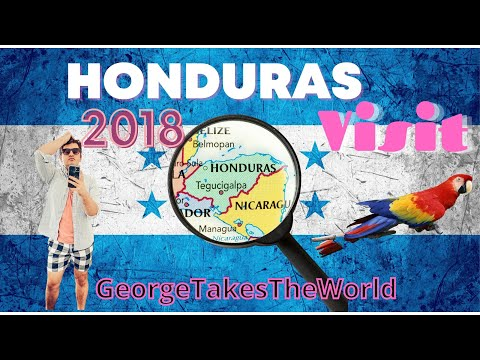 Honduras 2018 Vacation