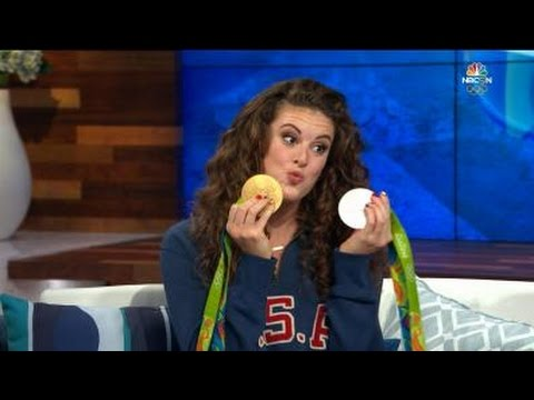 NBC Olympic : Allison Schmitt