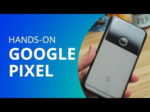Google Pixel [Hands-on]