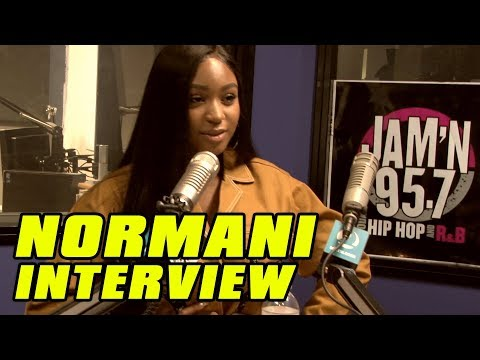 Normani On Feeling Vulnerable + Trouble On Social Media + Missy Elliott +