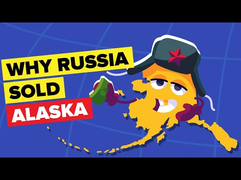 Why Russia ACTUALLY Had to Sell Alaska to the United States
