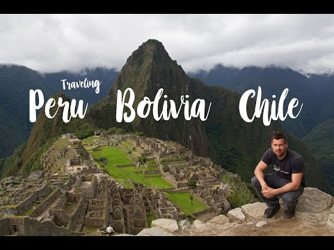 Backpacking Peru, Bolivia, Chile [Trailer HD]