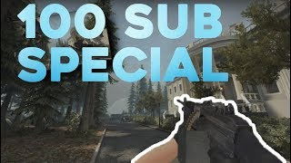 Gun Sync | 100 SUB SPECIAL