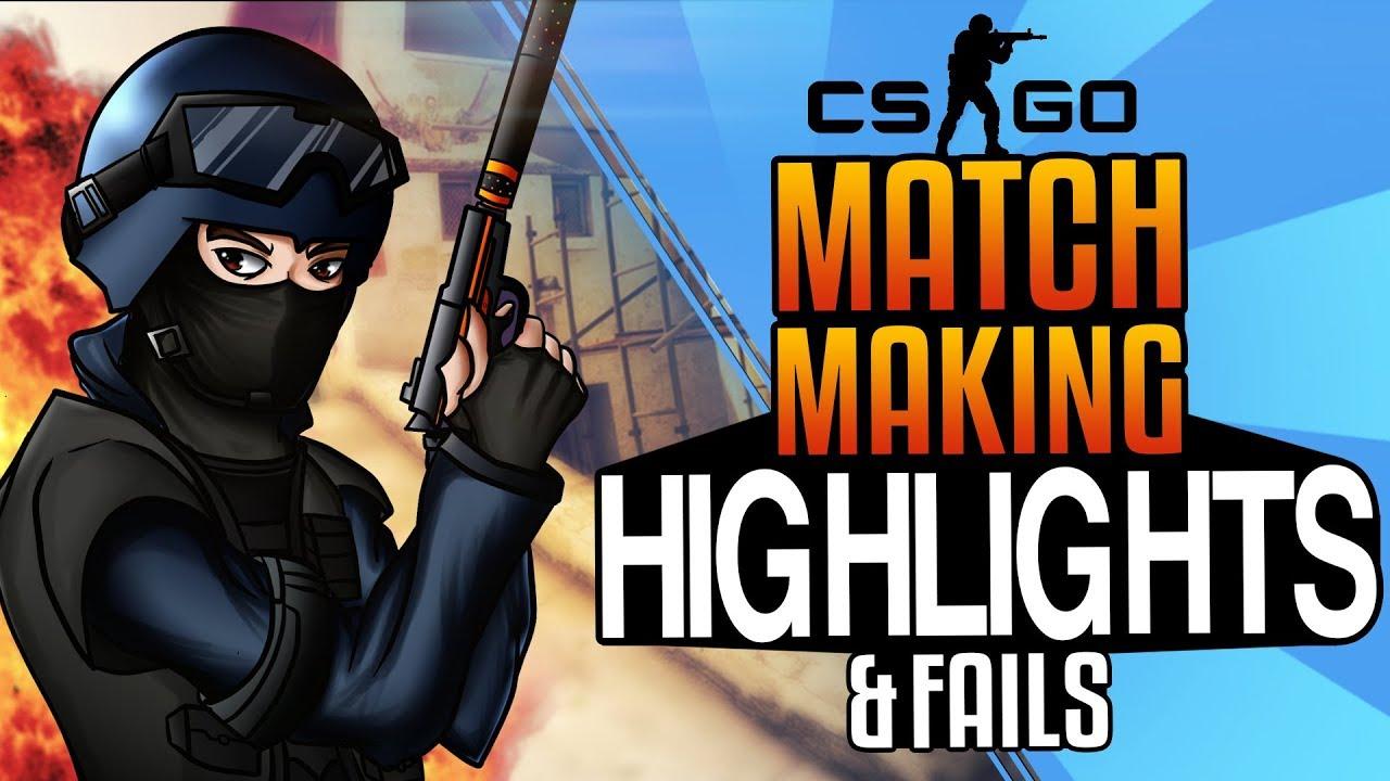 cs go Matchmaking fail