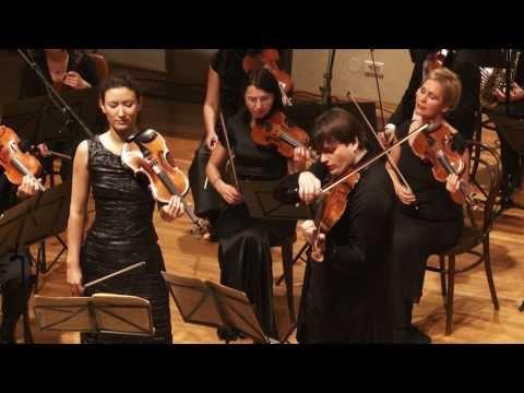 ZAGREB KOM 5 • W. A. Mozart: Sinfonia concertante, K 364 - 2. Andante