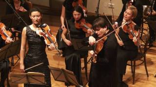Mozart: Sinfonia concertante, K 364 - 2. Andante  @ Zagreb International Chamber Music Festival