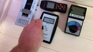 Be Very Cautious Of Sauna EMF Reviews With Only Trifield Meters & No Experience