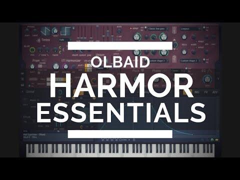 Olbaid Harmor Essentials +100  Harmor Presets  Free