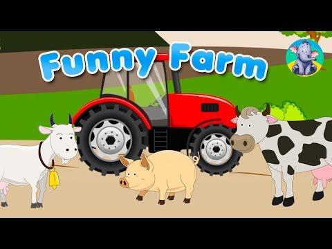 Cartoon Farm Animals Images Stock Photos amp Vectors