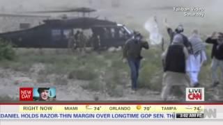 Taliban video shows Bowe Bergdahl