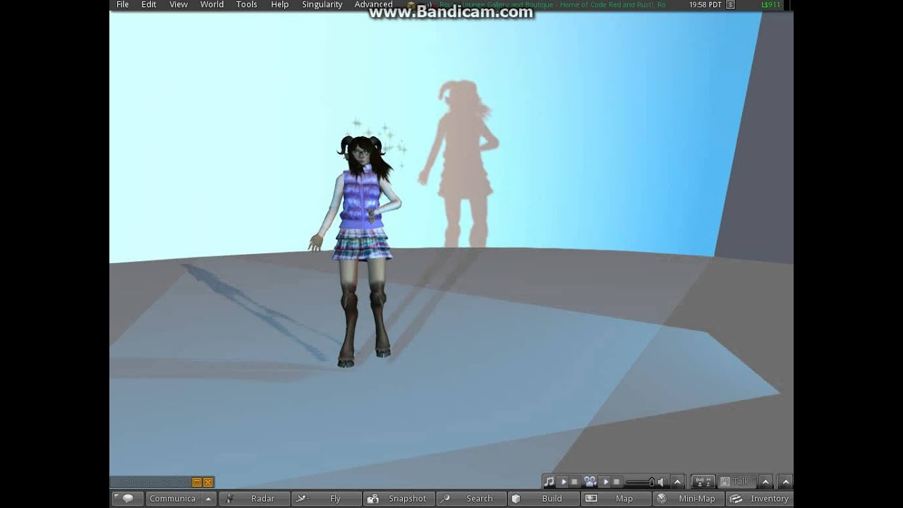 Kinect, Rinions, and Second Life | liftedpixel net