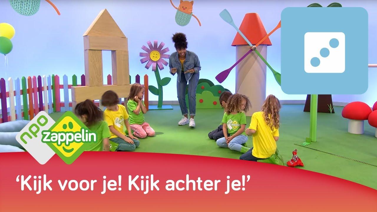Download ZAKDOEKJE LEGGEN | Kinderspelletjes spelen met Fenna | NPO Zappelin