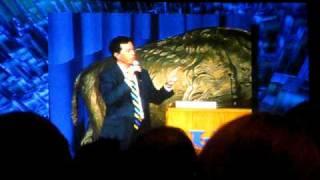 Stephen Colbert Gropes Buffalo