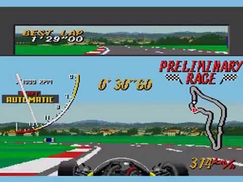 Super Monaco GP (CHEATS OPERANDO)