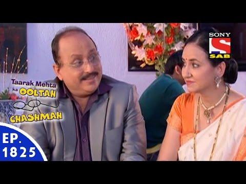 Taarak Mehta Ka Ooltah Chashmah - तारक मेहता - Episode 1825 - 11th December, 2015