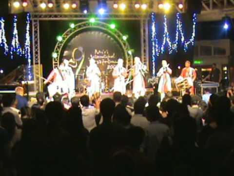 Bombay Baja Stage Performance - Malaysia