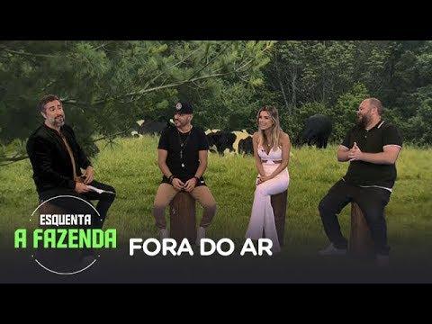 ESQUENTA A FAZENDA | Carlinhos Silva, Flávia Viana e Chico Barney