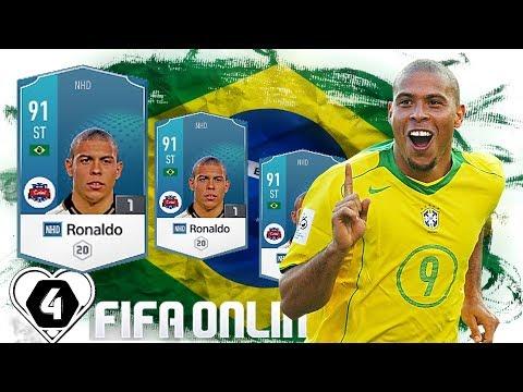 I Love FIFA | FO4 Review - RONALDO BÉO NHD: SỰ BÁ ĐẠO Của Người Ngoài Hành Tinh ✔