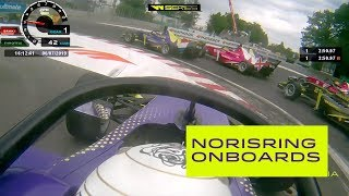 Norisring  W Series Driver Onboards