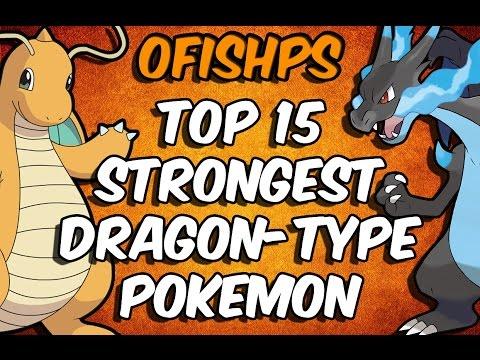 Top 15 Strongest Dragon-Type Pokemon