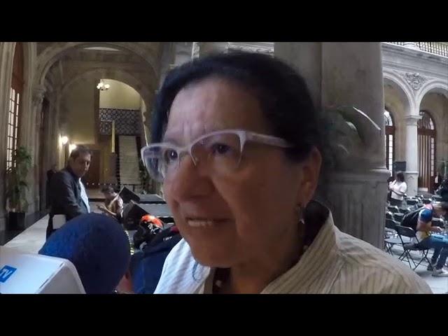 Entrevista a la Presidenta de la CDHCM, Nashieli Ramírez Hernández