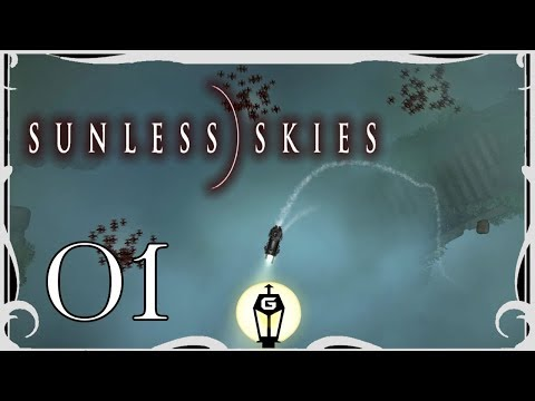 Not The Bees | Let's Play Sunless Skies Albion Update Ep 1
