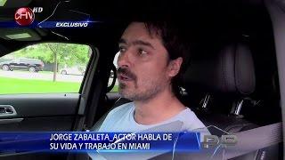 Mira cómo es la vida de Jorge Zabaleta en Miami - PRIMER PLANO