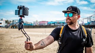 A Tripod Designed for VLOGGERS & CREATORS! Switchpod