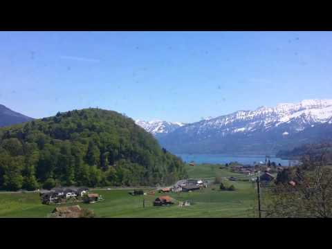 Train from Milano to Basel SBB part 2