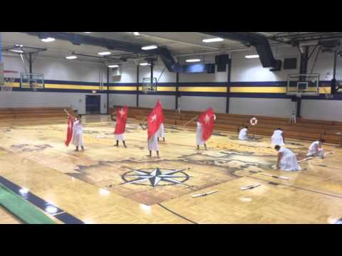 Buckhorn High School Varsity Winter Guard February 13, 2016 Run #2