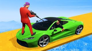 JELLY DIDN'T STAND A CHANCE! - GTA 5 Funny Moments