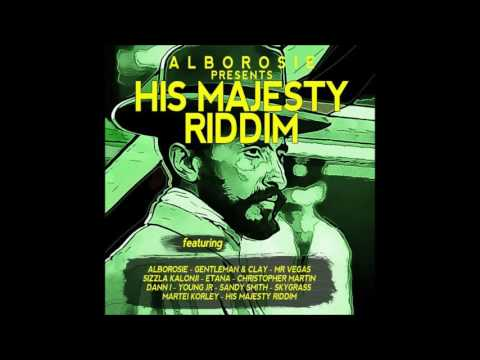 "Skygrass - Blessed (Riddim 2016 ""His Majesty"" By Greensleeves & VP Music Group)"