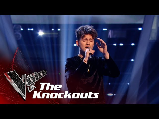 Jimmy Balito's High & Dry' | The Knockouts | The Voice UK 2019