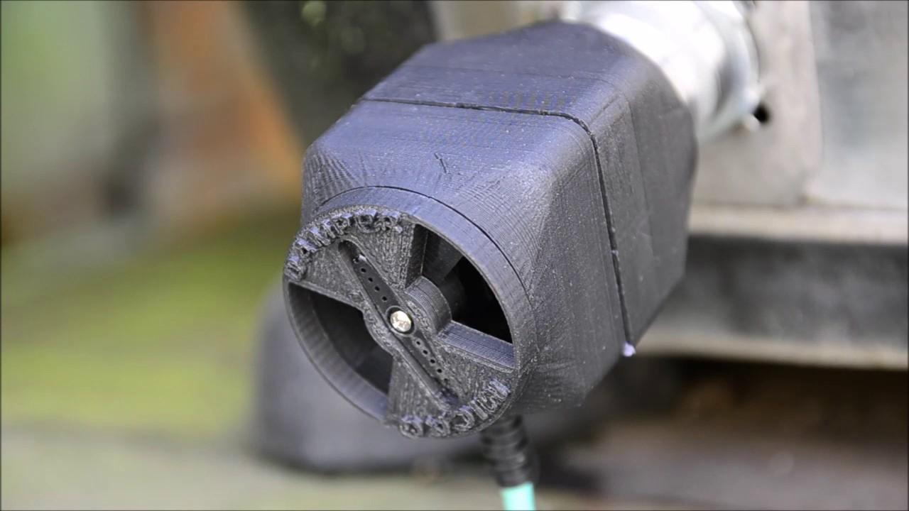 MicroDamper by Heatermeter