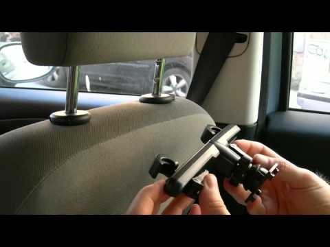 Supporto Auto Posteriore Universale Per Tablet