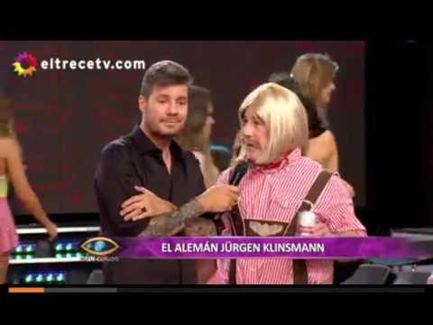 Showmatch: Show del Chiste con jurgen klinsmann, Sr. Humor y Rodrigo Vagoneta