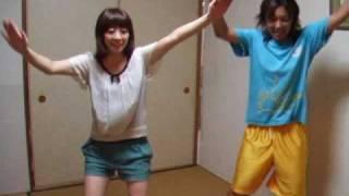 ヒゲダンス練習用動画です.