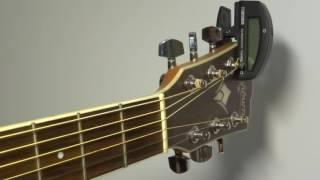 Як користуватися гітарним тюнером